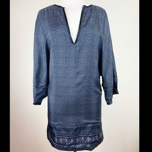 NWT Costume National CNC Silk Patterned Tunic